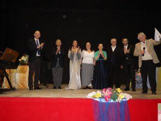 Fotogallery concerto LIRICArte Quattro stagioni Lirica - Primavera aprile 2019
