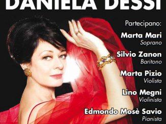 Buon compleanno Daniela Dessì maggio 2019