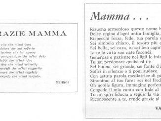 """Festa Mamma """"Lo Spillo 1968"""""""