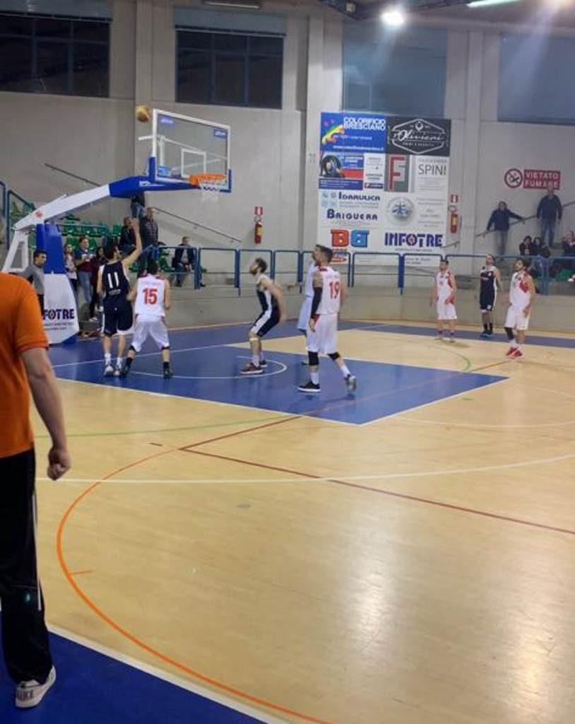 Gussago basket semifinale playoff maggio 2019