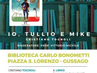 Presentazione libro io Tullio Mike maggio 2019