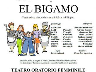Spettacolo el bigamo giugno 2019