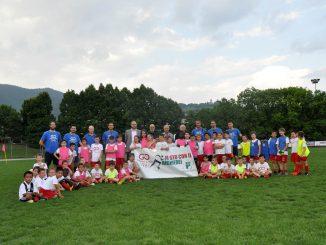 """Gussago Calcio """"Io sto con Richiedei"""" giugno 2019"""