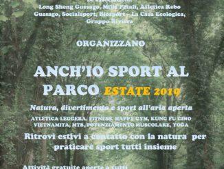 Sport al parco estate 2019